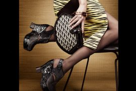Check out the first image from the Proenza Schouler Spring 2012 campaign
