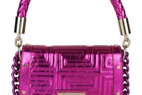 It's one step forward and two steps back for Versace's handbags