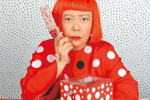 Louis Vuitton taps artist Yayoi Kusama for upcoming collaboration