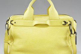 Bored with brights? Go pastel with 3.1 Phillip Lim's Lark Duffel