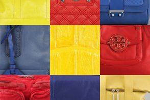 9 things: Primary Colors Handbags