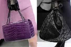 Fashion Week Handbags: Bottega Veneta Fall 2012