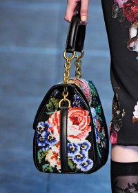 Dolce & Gabbana Fall 2012 Handbags (1)
