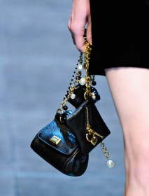 Dolce & Gabbana Fall 2012 Handbags (12)