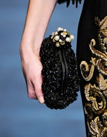 Dolce & Gabbana Fall 2012 Handbags (14)