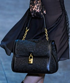 Dolce & Gabbana Fall 2012 Handbags (19)