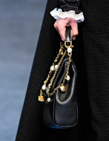Dolce & Gabbana Fall 2012 Handbags (22)
