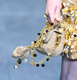 Dolce & Gabbana Fall 2012 Handbags (30)