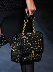 Dolce & Gabbana Fall 2012 Handbags (36)