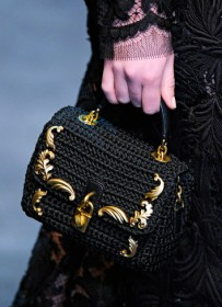 Dolce & Gabbana Fall 2012 Handbags (6)
