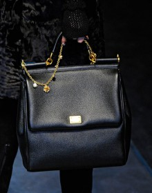 Dolce & Gabbana Fall 2012 Handbags (8)