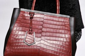 Fashion Week Handbags: Fendi Fall 2012