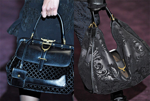 fashion week handbags gucci fall 2012 purseblog