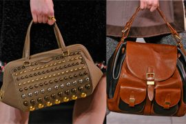 Fashion Week Handbags: Marc by Marc Jacobs Fall 2012