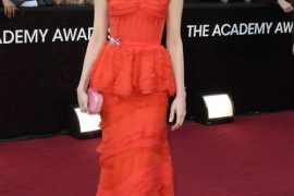 Michelle Williams is my Oscars 2012 best dressed