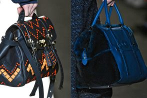 Fashion Week Handbags: Mulberry Fall 2012