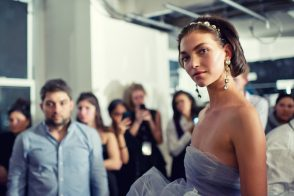 Behind The Scenes at Oscar de la Renta Fall 2012