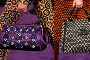 Fashion Week Handbags: Prada Fall 2012