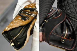 Fashion Week Handbags: Proenza Schouler Fall 2012