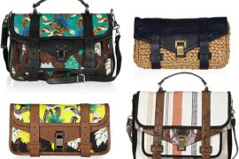 PurseBlog Asks: Which Proenza Schouler print do you like?