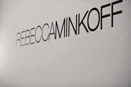 Rebecca Minkoff rocked the runway for Fall 2012