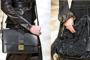 Fashion Week Handbags: Salvatore Ferragamo Fall 2012