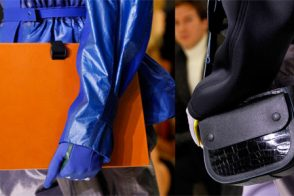 Fashion Week Handbags: Balenciaga Fall 2012