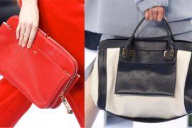 Fashion Week Handbags: Chloe Fall 2012