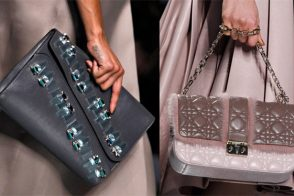 Fashion Week Handbags: Dior Fall 2012
