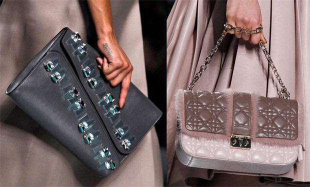 Fashion Week Handbags  Dior Fall 2012 - PurseBlog 239bc99b05