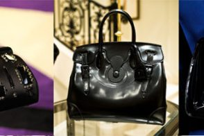 The Biggest Trends of Fall 2012: Black Handbags