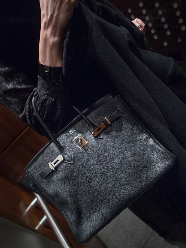 5bf055cf86df A Review  The 35cm Clemence Leather Hermès Birkin - PurseBlog