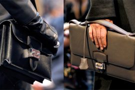 Fashion Week Handbags: Hermes Fall 2012