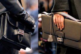 Fashion Week Handbags: Hermes Fall 2012