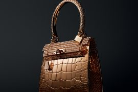 This rose gold Hermes Kelly will set you back $2 million