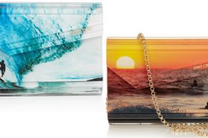 Jimmy Choo is ready for summer and surfers