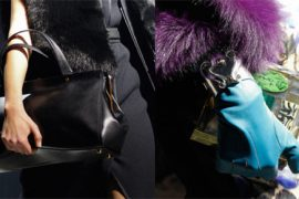 Fashion Week Handbags: Lanvin Fall 2012