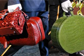 Fashion Week Handbags: Louis Vuitton Fall 2012