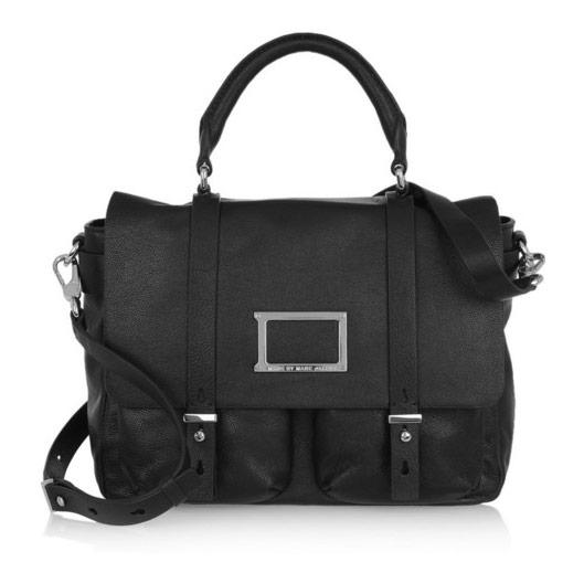 The Biggest Trends of Fall 2012: Black Handbags