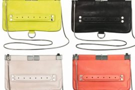 Coveting the Proenza Schouler Evening Clutch