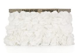 The Outnet has a great Valentino wedding clutch deal for spring brides!