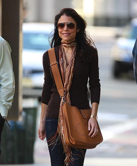 bags that look like birkin - Who Carried It Better? Bethenny Frankel vs. Alanis Morissette ...