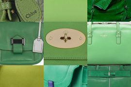 9 Things: St. Patrick's Day Handbags