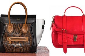 Celine, Proenza Schouler still top handbags at retail