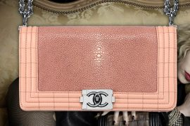 The Bags of Boy Chanel Spring 2012