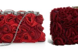 Look for Less: Floral Clutches