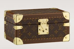 A Louis Vuitton jewelry box? Don't mind if I do…