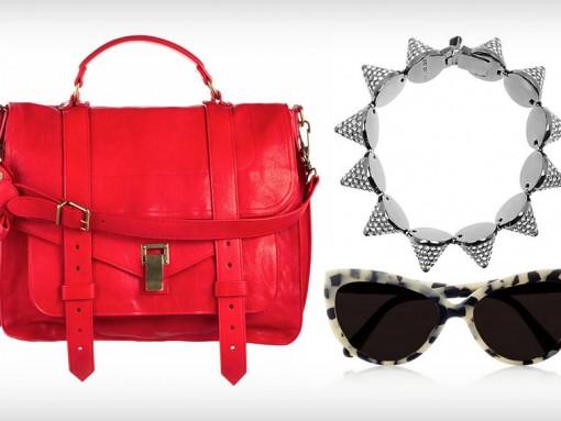 Want it Wednesday: Eddie Borgo, Cat Eye Sunglasses, PS1