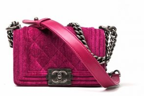 Take a closer look at the Chanel Fall 2012 runway bags