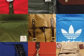 Man Bag Monday: Back(pack) it up